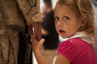 militarychild