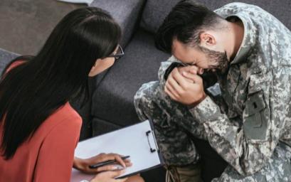 Post-Traumatic Stress Disorder (PTSD) small